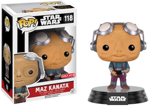 Ultimate Funko Pop Star Wars Figures Checklist and Gallery 139
