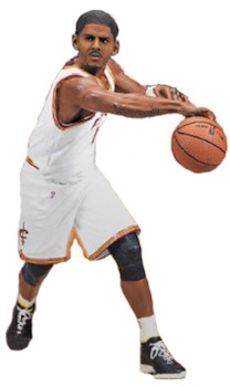 McFarlane NBA 29 Sports Pick Figures Kyrie Irving