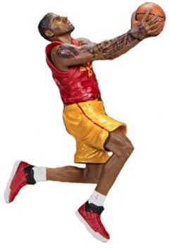 McFarlane NBA 29 Sports Pick Figures Paul George