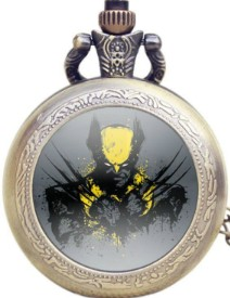 Wolverine Pocket Watch