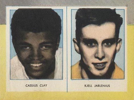 1962 Rekord Journal Cassius Clay Muhammad Ali