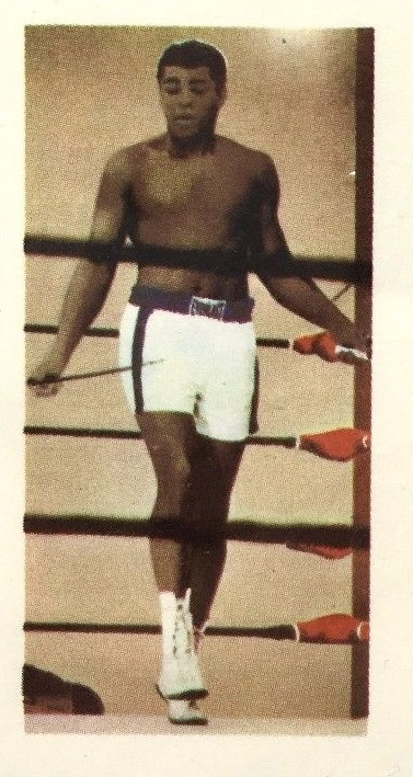 1971 Barratt & Co LTD Cassius Clay Muhammad Ali #24