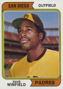 Top 10 Dave Winfield Baseball Cards 11