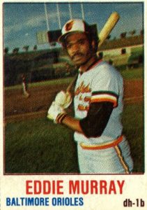 1978 Hostess Full Panel Eddie Murray 2