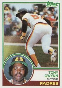 Top 10 Tony Gwynn Baseball Cards 10