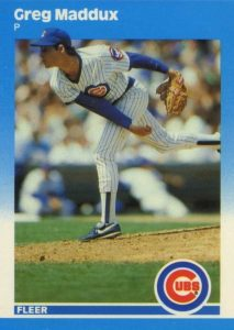 Top 10 Greg Maddux Baseball Cards 5