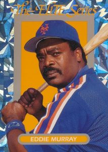 1993 Donruss Elite Series Eddie Murray #21