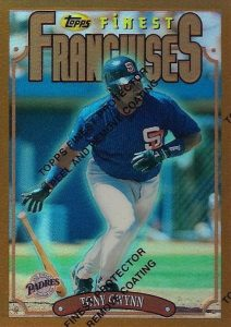 Top 10 Tony Gwynn Baseball Cards 4