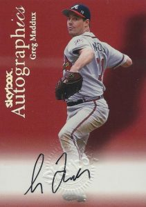 Top 10 Greg Maddux Baseball Cards 3