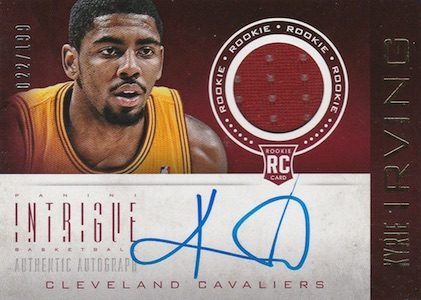 Kyrie Irving Rookie Cards Checklist and Guide 13