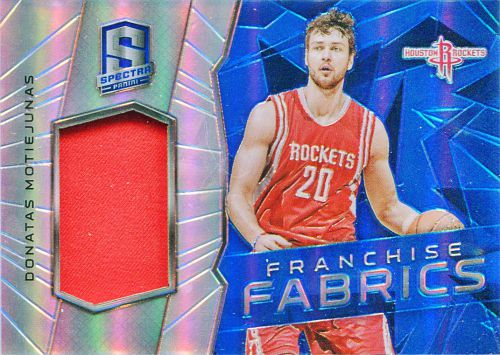 2015-16 Panini Spectra Basketball Cards - Checklist Added 29