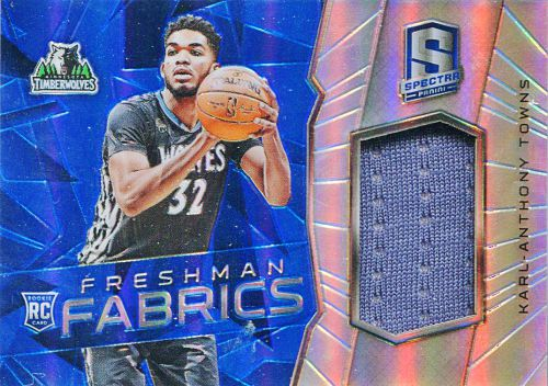 2015-16 Panini Spectra Basketball Cards - Checklist Added 30