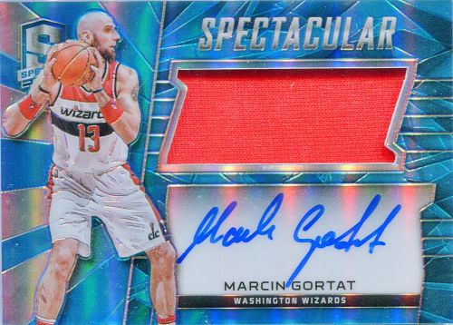 2015-16 Panini SpectraBasketball Cards - Checklist Added 27