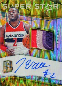 2015-16 Panini SpectraBasketball Cards - Checklist Added 30