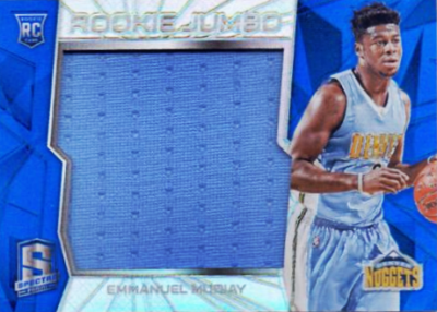 2015-16 Panini SpectraBasketball Cards - Checklist Added 33