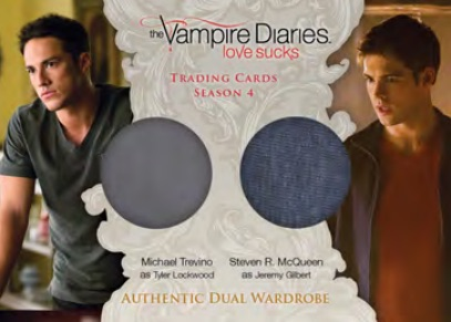2016 Cryptozoic Vampire Diaries Season 4 Trading Cards 38
