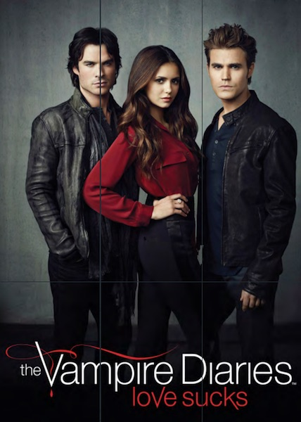 2016 Cryptozoic Vampire Diaries Season 4 Trading Cards 36