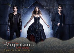 2016 Cryptozoic Vampire Diaries Season 4 Trading Cards 31