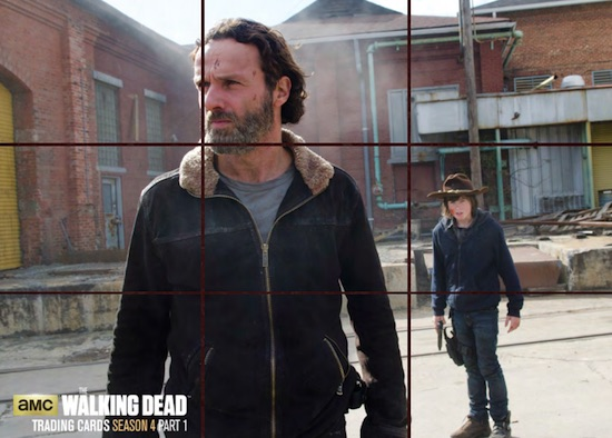2016 Cryptozoic Walking Dead Season 4 Part 1 Trading Cards 38