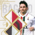 2016 Epoch Authentica Roberto Baggio Official Collection: Life of the Fantasista Cards
