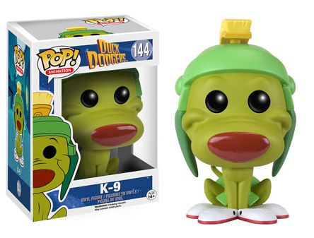 2016 Funko Pop Duck Dodgers 144 K-9