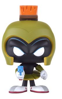 2016 Funko Pop Duck Dodgers Marvin the Martian