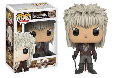 2016 Funko Pop Labyrinth 364 Jareth
