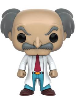2016 Funko Pop Mega Man Dr. Wily