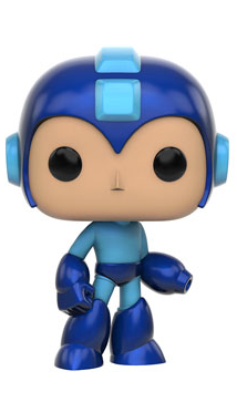 Funko Pop Mega Man Vinyl Figures 1