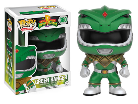Ultimate Funko Pop Power Rangers Figures Gallery and Checklist 5