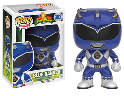 Ultimate Funko Pop Power Rangers Figures Gallery and Checklist 12