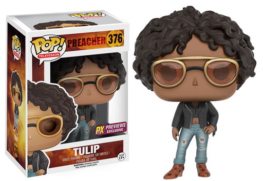 2016 Funko Pop Preacher Comic Shop Exclusive 376 Tulip