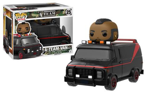 2016 Funko Pop A-Team Vinyl Figures 25