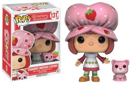 2016 Funko Pop Strawberry Shortcake Vinyl Figures 21