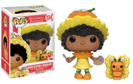 2016 Funko Pop Strawberry Shortcake Vinyl Figures 23