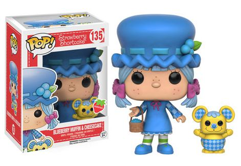 2016 Funko Pop Strawberry Shortcake Vinyl Figures 24