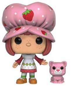 2016 Funko Pop Strawberry Shortcake Vinyl Figures 1