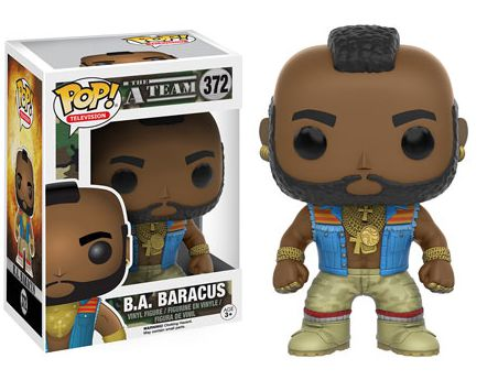 2016 Funko Pop A-Team Vinyl Figures 22