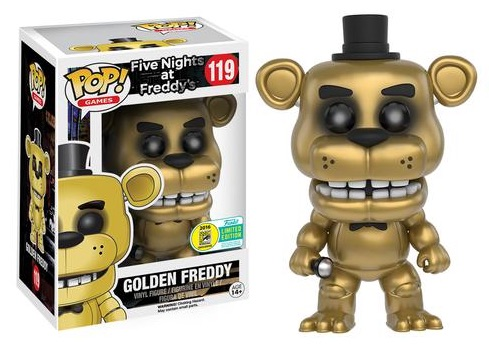 Ultimate Funko Pop Five Nights at Freddy's Figures Checklist and Gallery 12