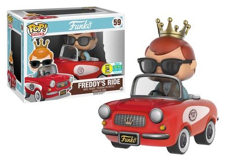 2016 Funko San Diego Comic-Con Exclusives Guide and Gallery 63
