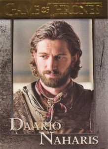 2016 Rittenhouse Game of Thrones Season 5 Trading Cards 22