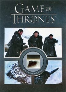 2016 Rittenhouse Game of Thrones Season 5 Trading Cards 26