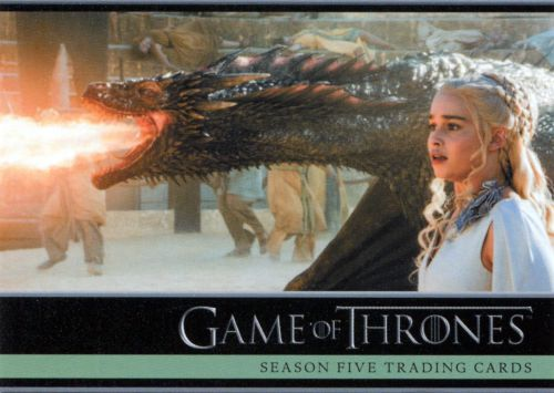 2016 Rittenhouse Game of Thrones Season 5 Trading Cards 33