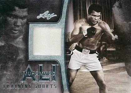 2016 Leaf Muhammad Ali Immortal Collection Cards 23