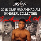 2016 Leaf Muhammad Ali Immortal Collection Cards