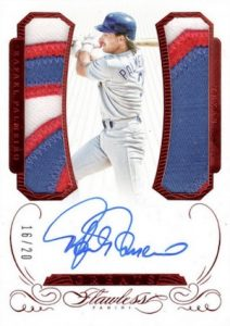 2016 Panini Flawless Baseball Cards 28