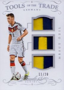 2016 Panini Flawless Soccer Cards 37