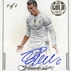 2016 Panini Flawless Soccer Cards