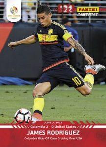 2016 Panini Instant Copa America Centenario Soccer Cards 21