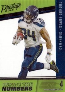 2016 Panini Prestige Football Cards - Print Runs Added for Draft Day Signatures 33